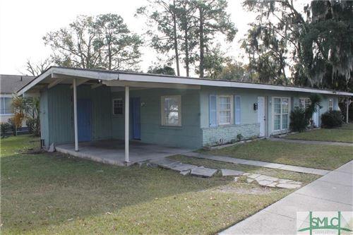 Photo of 3602 Montgomery Street, Savannah, GA 31405 (MLS # 239108)
