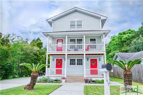 Photo of 147 Albion Street, Savannah, GA 31408 (MLS # 231118)