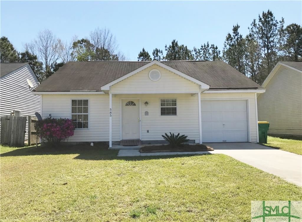 585  Rushing Street, Richmond Hill, GA 31324 - #: 222131