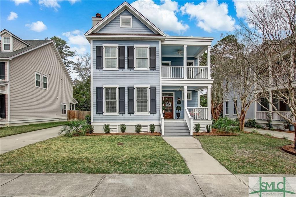10  Breezy Palm Way, Savannah, GA 31406 - #: 221155