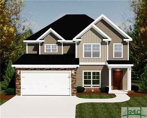 Photo of 477 Laurel Circle, Bloomingdale, GA 31302 (MLS # 222206)