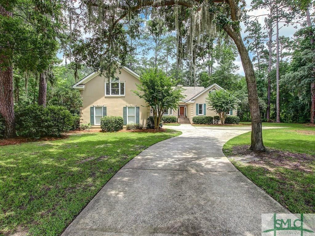 22  Cedar View Drive, Savannah, GA 31410 - #: 224217