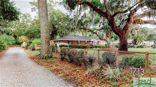 Photo of 1713 Wilmington Island Road, Savannah, GA 31410 (MLS # 227226)