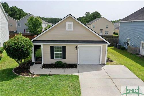 Photo of 306 Winchester Drive, Pooler, GA 31322 (MLS # 227252)