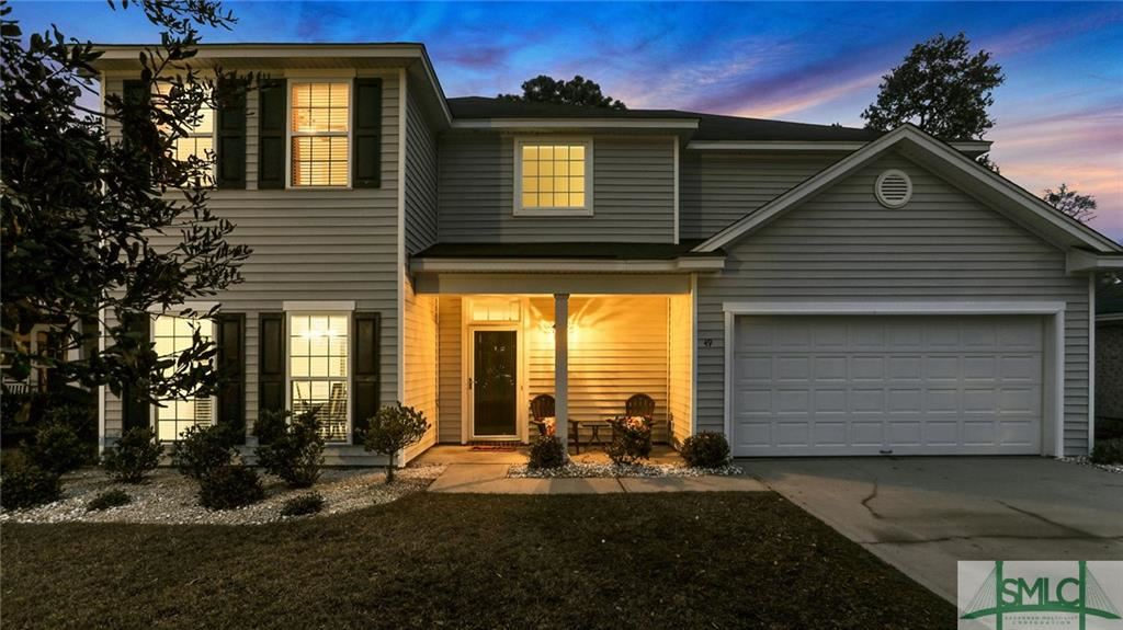 49  Tranquil Place, Pooler, GA 31322 - #: 220271