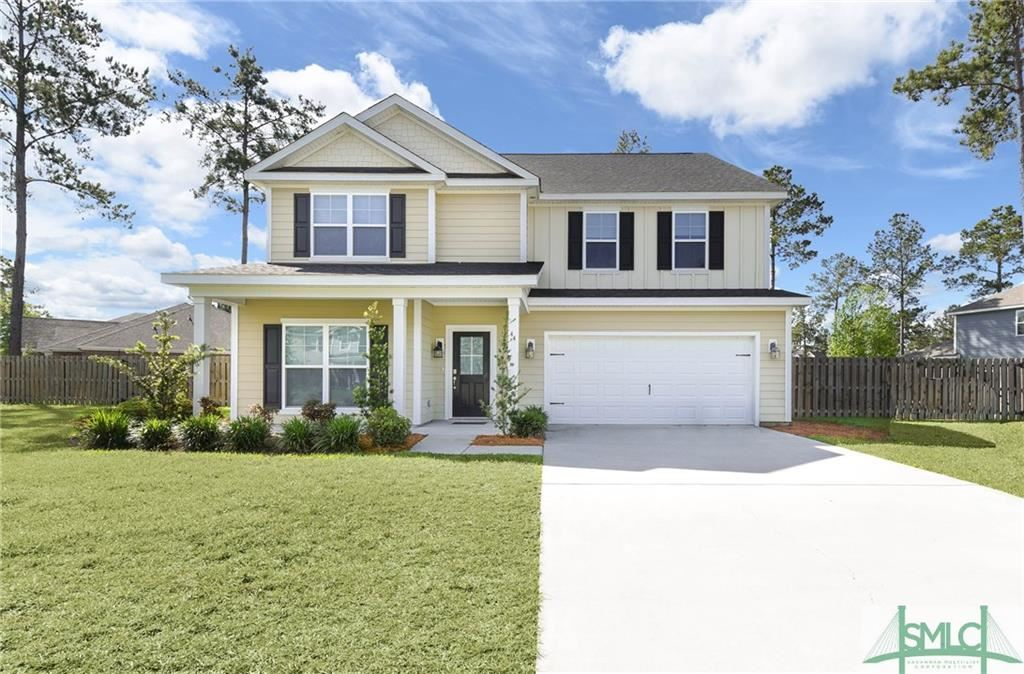 44  Timberland Circle, Richmond Hill, GA 31324 - #: 222282