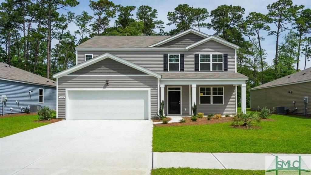 501  Hogan Drive, Richmond Hill, GA 31324 - #: 238287