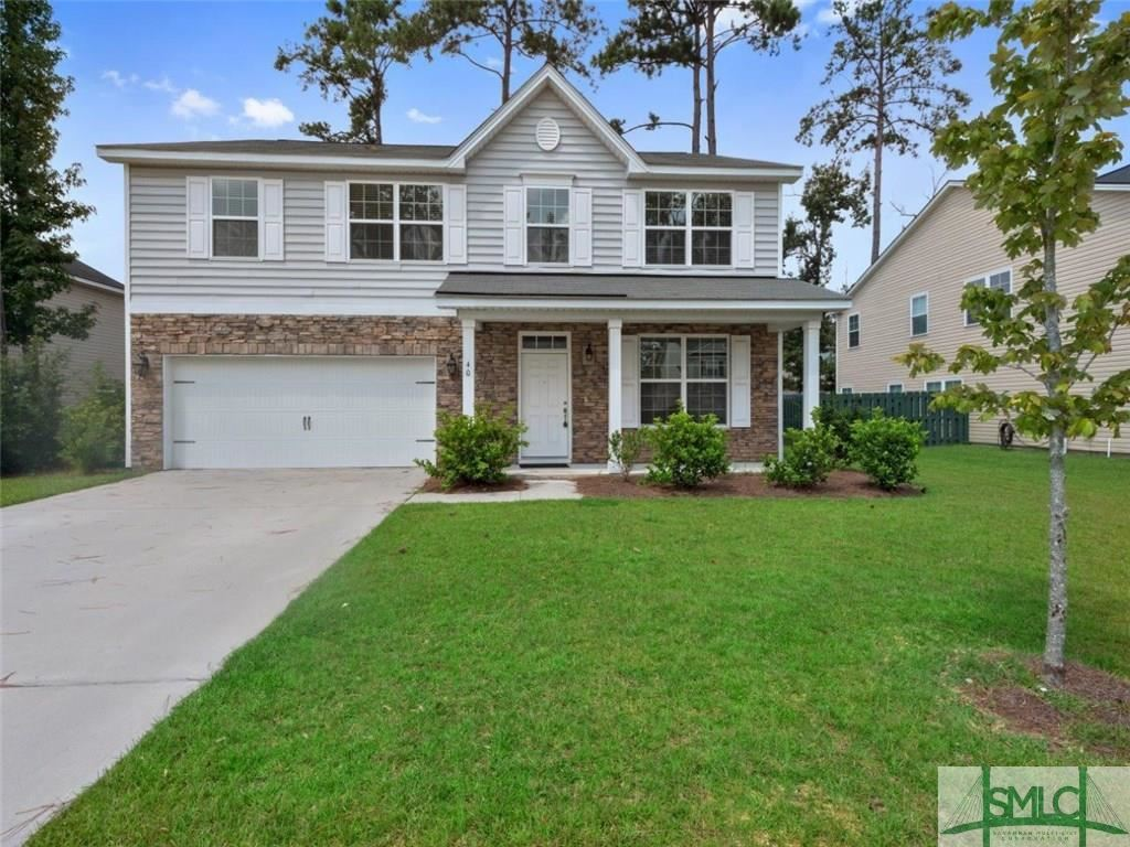 40  Glen Way, Richmond Hill, GA 31324 - #: 212298