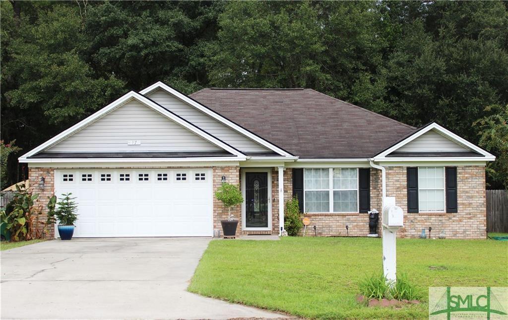 17  Hidden Creek Drive, Guyton, GA 31312 - #: 234333