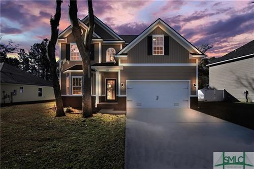 Photo of 1289 Peacock Trail, Hinesville, GA 31313 (MLS # 215364)