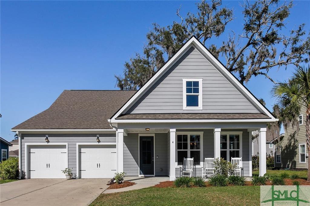 4  Archipeligo Lane, Savannah, GA 31419 - #: 244376