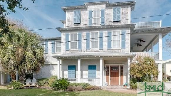 8  Center Place, Tybee Island, GA 31328 - #: 215398