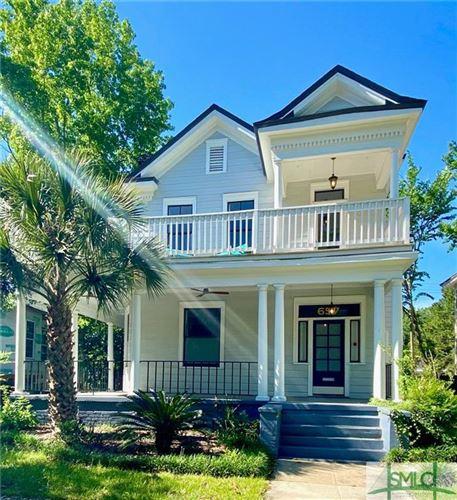 Photo of 657 E Henry Street, Savannah, GA 31401 (MLS # 228415)