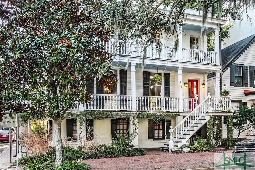113 E Oglethorpe Avenue, Savannah, GA 31401 - #: 218420