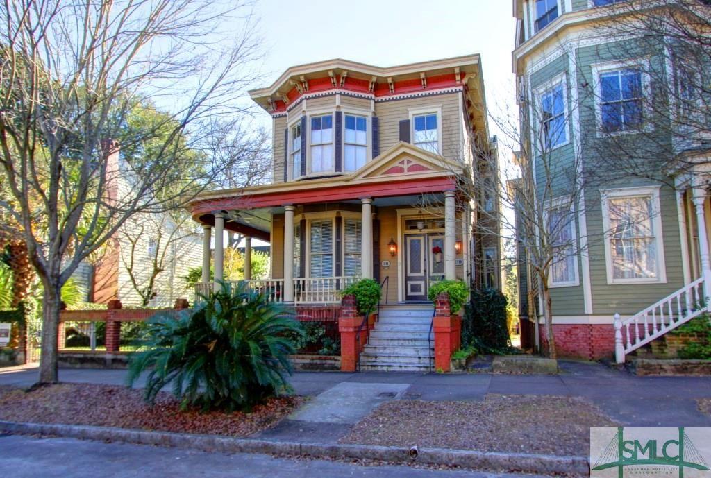 109 E Park Avenue, Savannah, GA 31401 - #: 218433