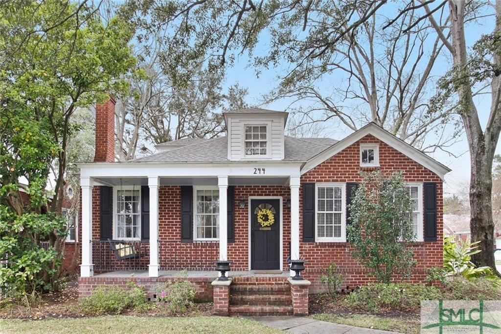 244 E 53rd Street, Savannah, GA 31405 - #: 220459