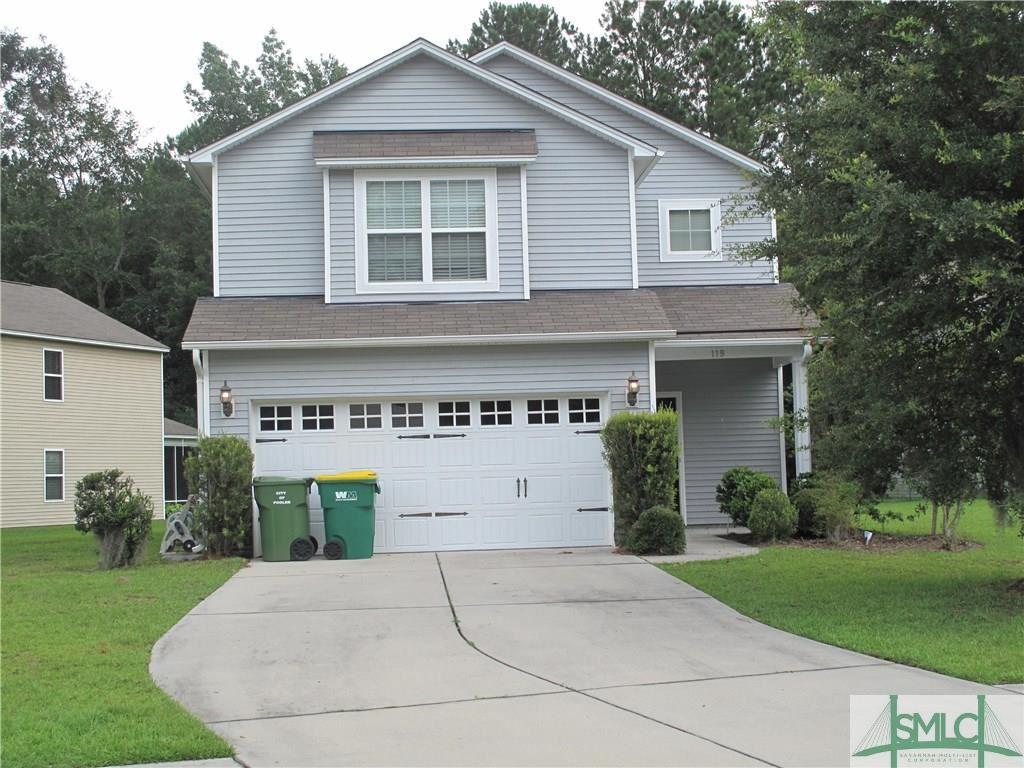 119  Hamilton Grove Drive, Pooler, GA 31322 - #: 226460