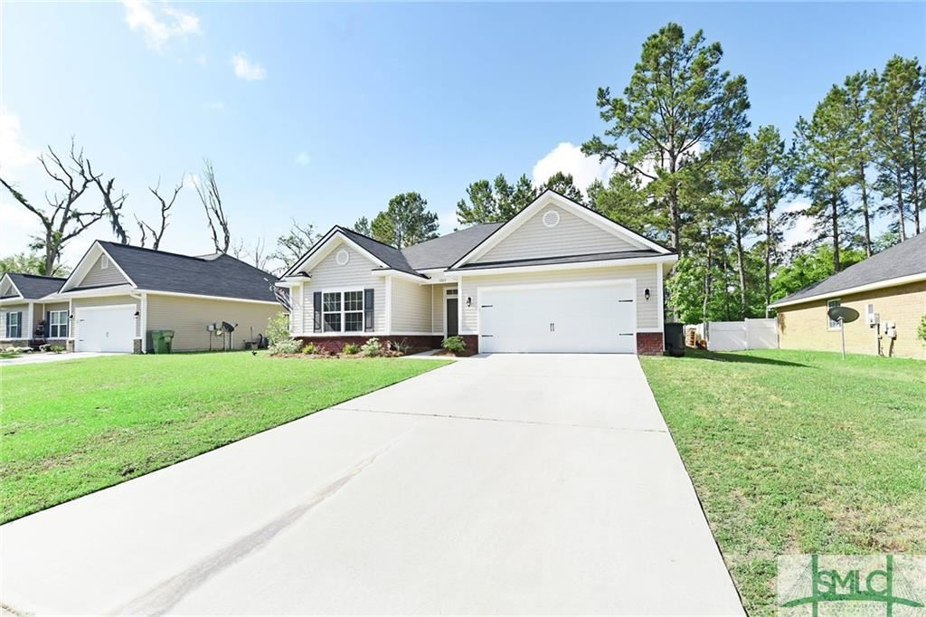 Photo for 1269 Peacock Trail, Hinesville, GA 31313 (MLS # 208480)