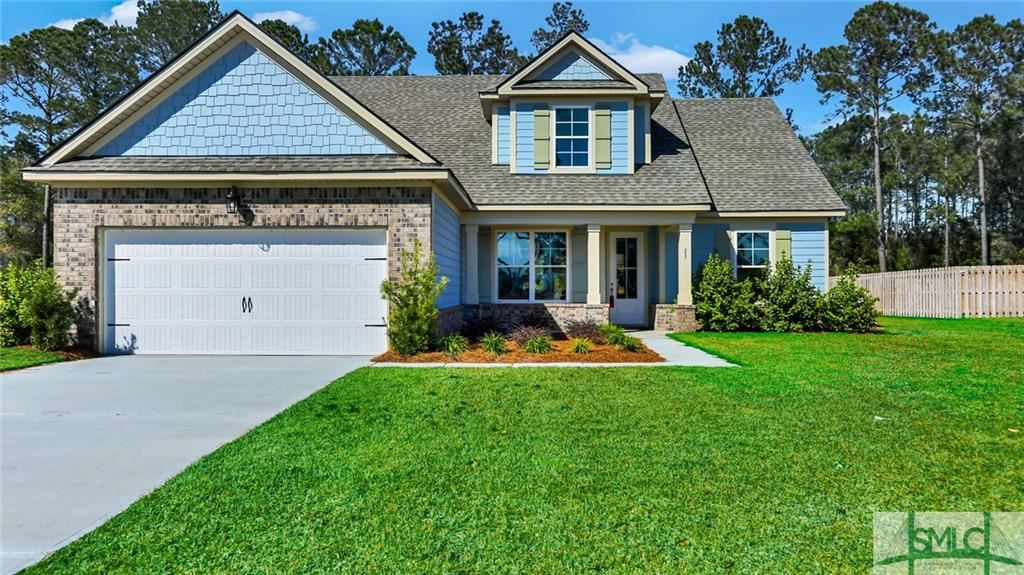 23  Timberland Circle, Richmond Hill, GA 31324 - #: 219483