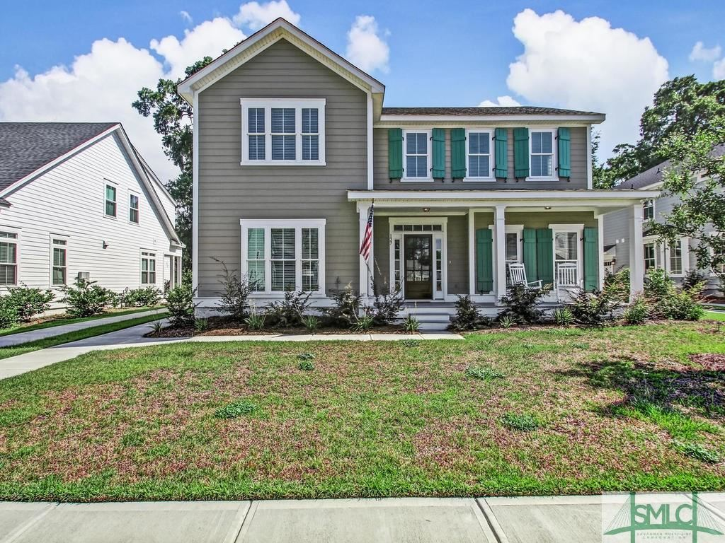 127 Bluffside Circle, Savannah, GA 31404 - #: 208499