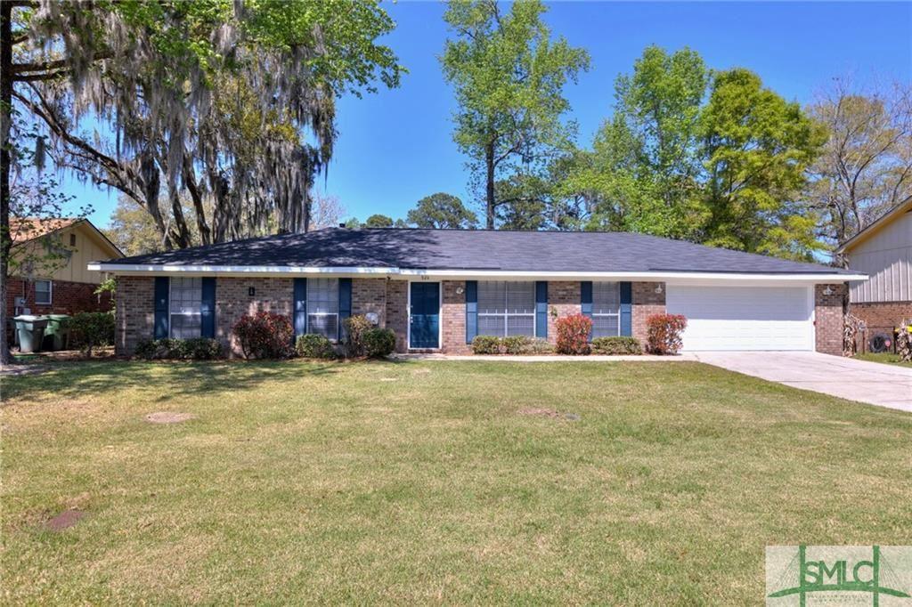 924  Old Mill Road, Savannah, GA 31419 - #: 245511