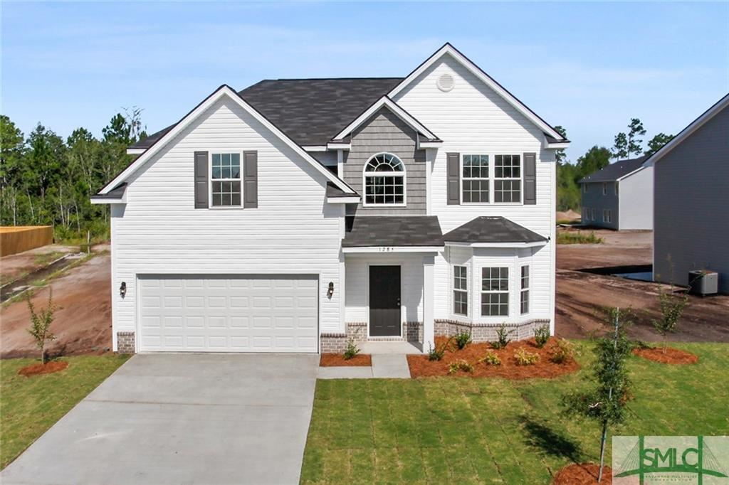 Photo for 1285 Evergreen Trail, Hinesville, GA 31313 (MLS # 207547)