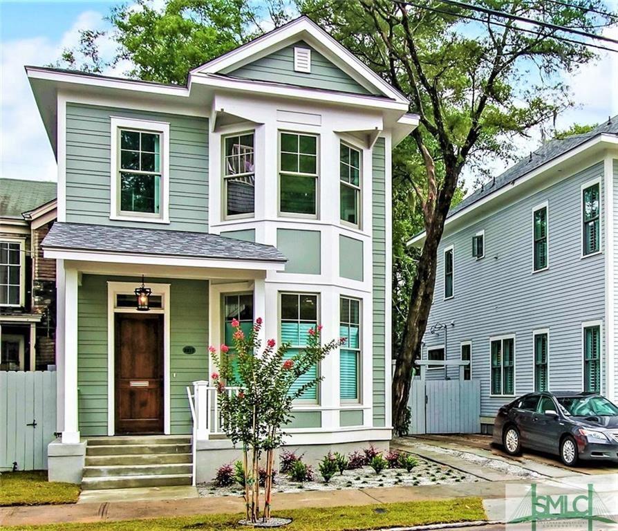 2317  Barnard Street, Savannah, GA 31401 - #: 222584