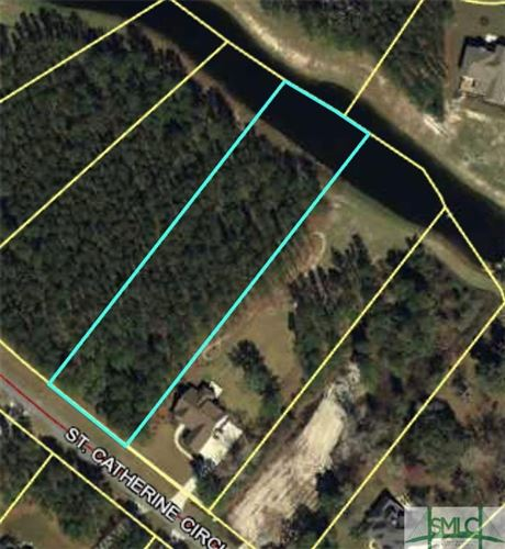 Photo of Lot 127 0 St Catherine Circle, Richmond Hill, GA 31324 (MLS # 244642)