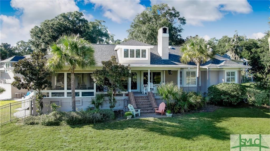 119  Winterberry Drive, Savannah, GA 31406 - #: 235661