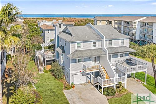 Photo of 3 S Captains View, Tybee Island, GA 31328 (MLS # 243663)