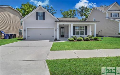 Photo of 3744 Oyster Bluff Drive, Beaufort, SC 29907 (MLS # 246703)