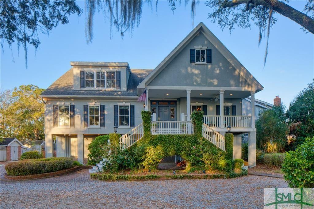 117  Rivers Edge Drive, Savannah, GA 31406 - #: 221731