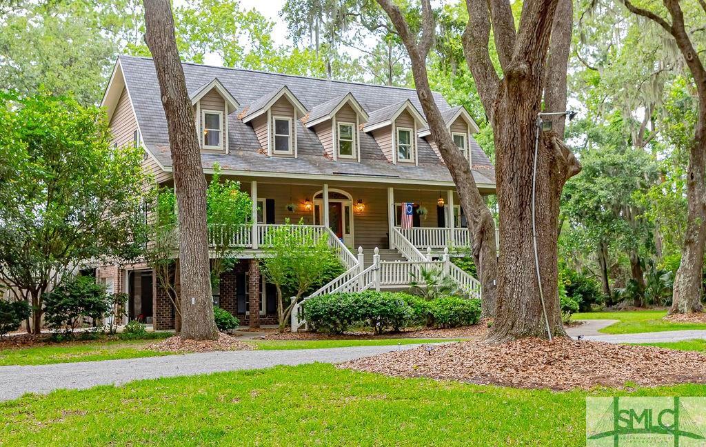 105  Bradley Point Road, Savannah, GA 31410 - #: 224777