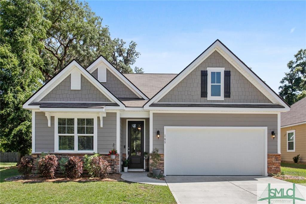 105  Arusha Drive, Savannah, GA 31419 - #: 247793
