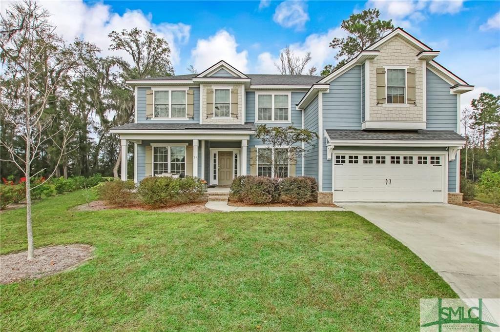 21  Oakcrest Court, Savannah, GA 31405 - #: 238799
