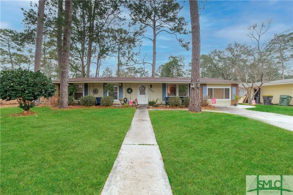 406  Tanglewood Road, Savannah, GA 31419 - #: 242803