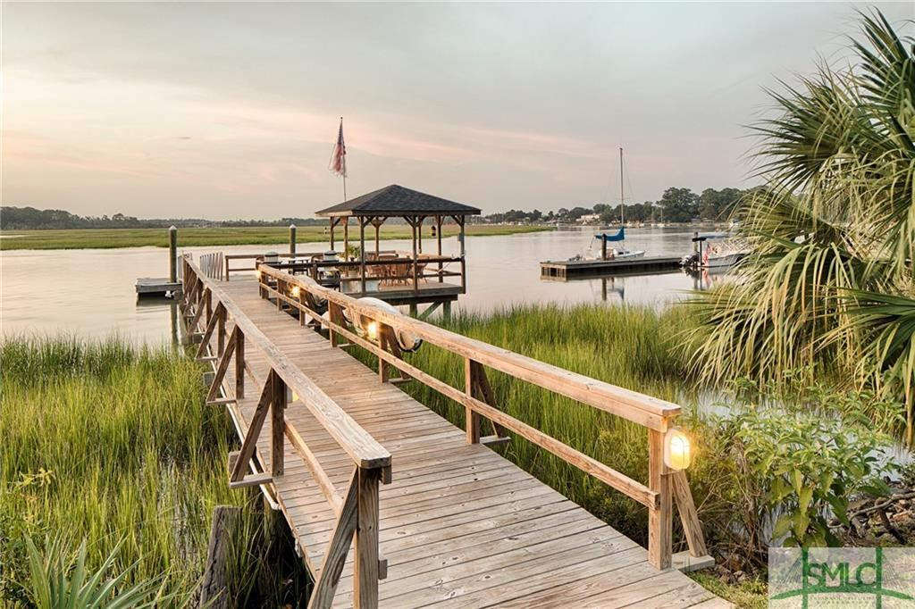 412 Wilmington Island Road, Savannah, GA 31410 - #: 209851