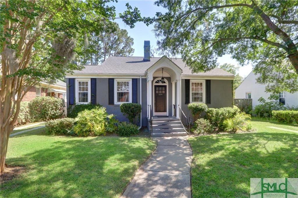 509 E 49 Street, Savannah, GA 31405 - #: 223879