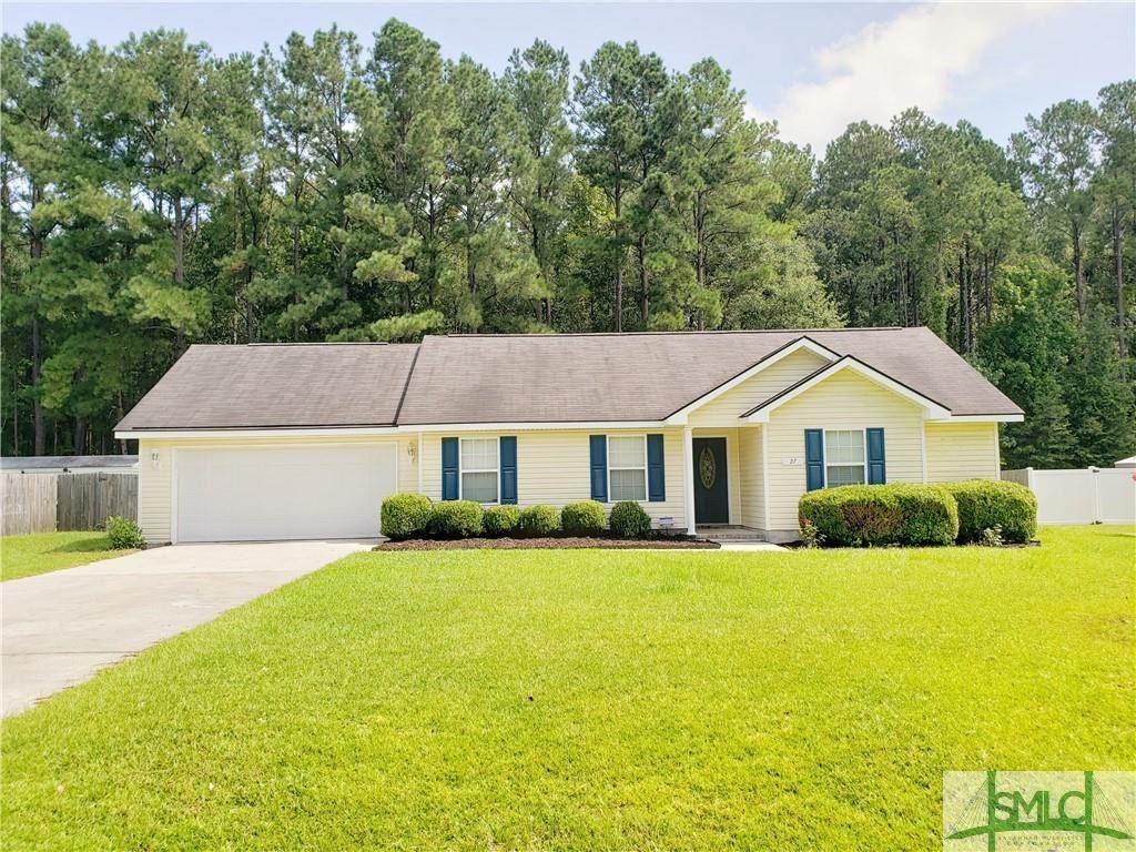27  Hidden Creek Drive, Guyton, GA 31312 - #: 231963