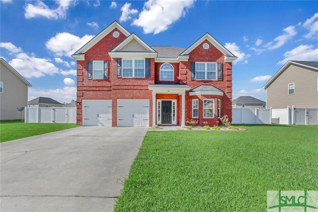 641  Red Oak Lane, Hinesville, GA 31313 - #: 221986