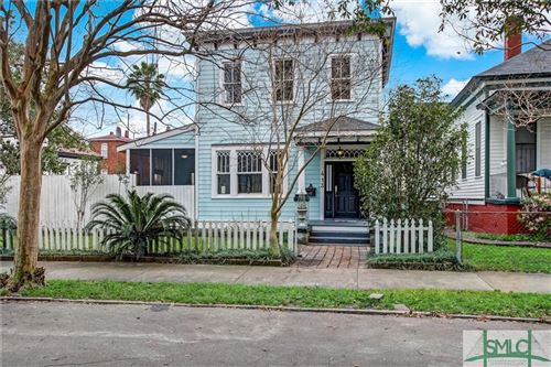 Photo of 413 E Bolton Street, Savannah, GA 31401 (MLS # 245987)