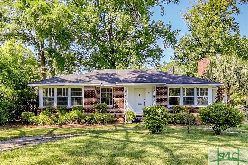 712  Columbus Drive, Savannah, GA 31405 - #: 222991