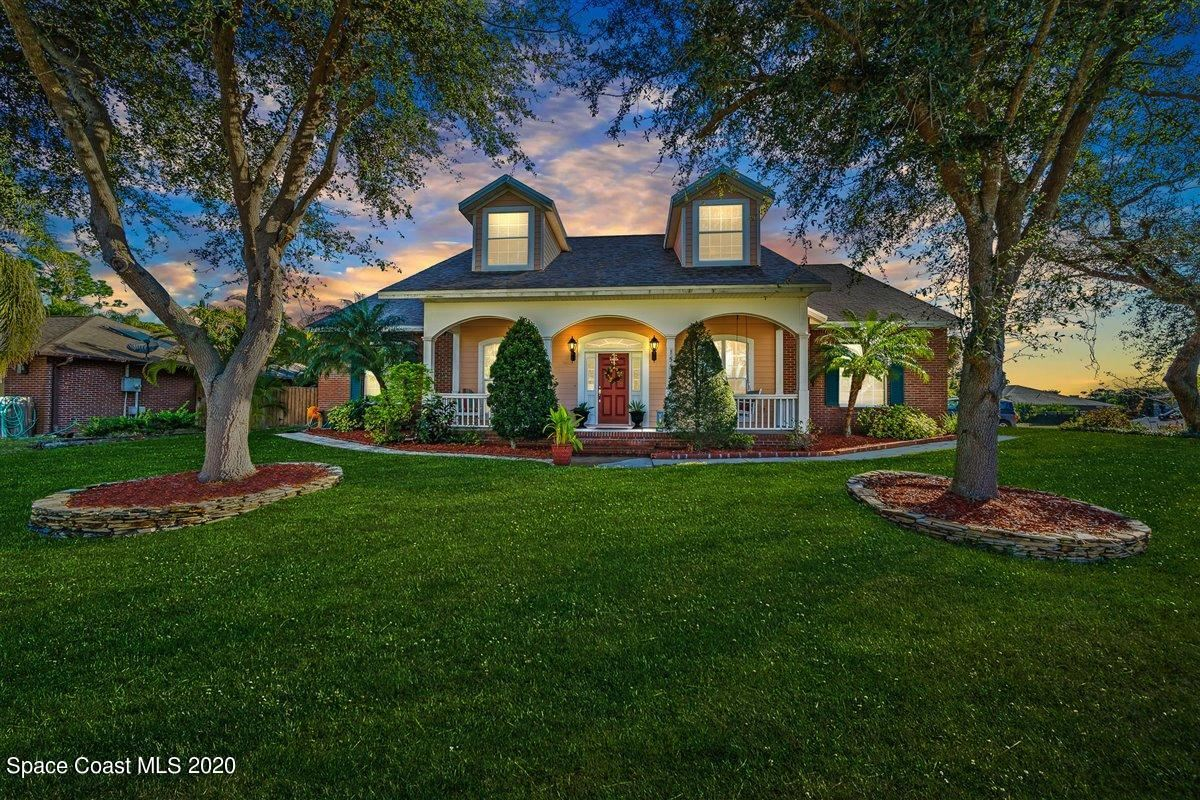 153 Palm Tree Court, Melbourne, FL 32940 - #: 895000