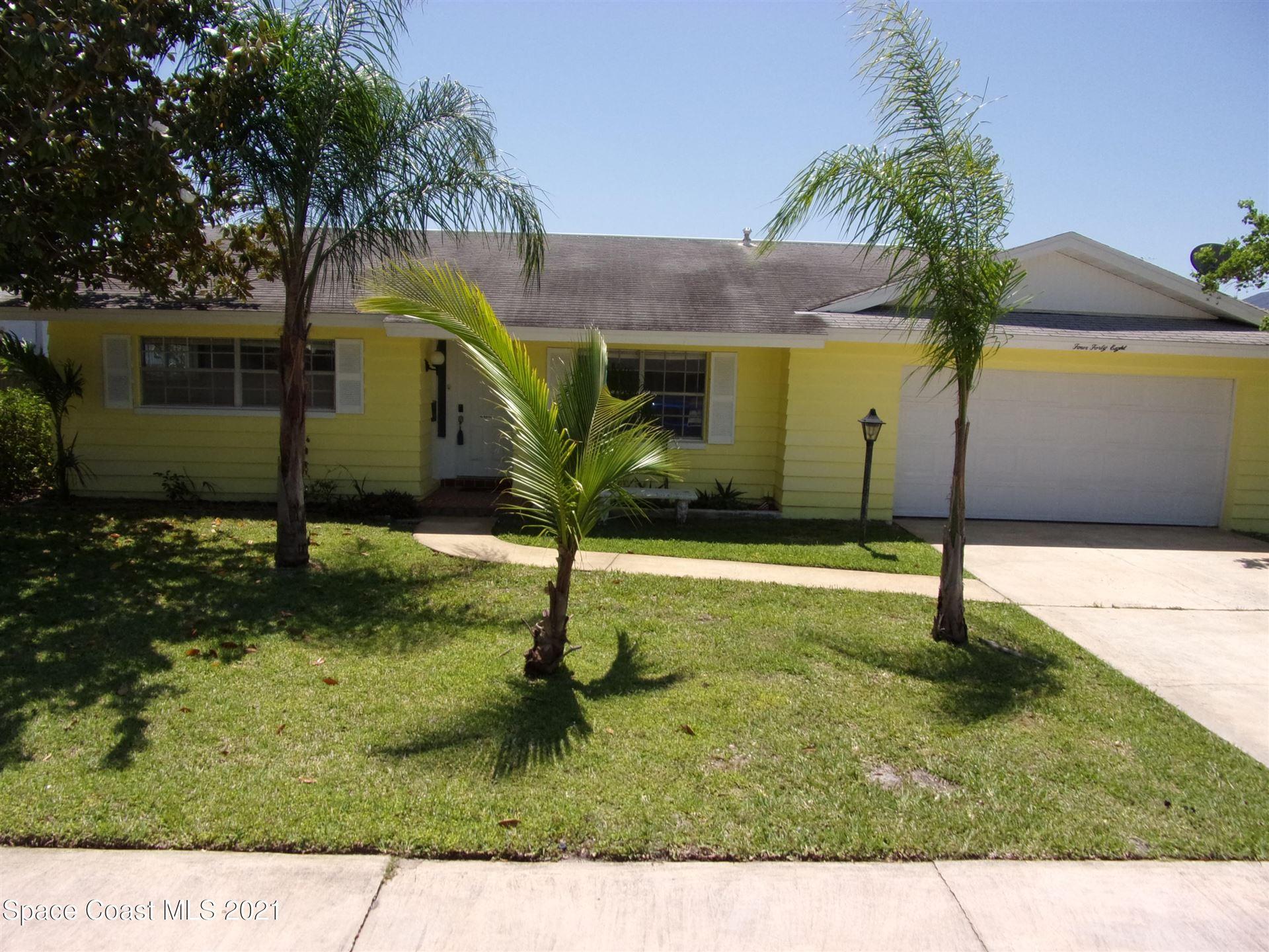 448 Aruba Court, Satellite Beach, FL 32937 - #: 898000
