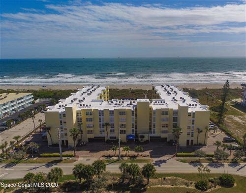 Photo of 4700 Ocean Beach Boulevard #224, Cocoa Beach, FL 32931 (MLS # 898002)
