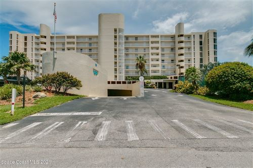 Photo of 2225 Highway A1a #407, Indian Harbour Beach, FL 32937 (MLS # 912002)