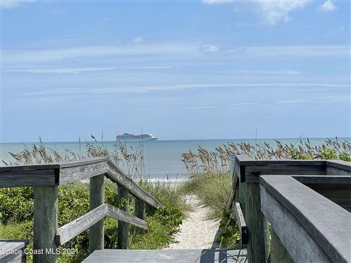 Photo of 3150 N Atlantic Avenue #4-660, Cocoa Beach, FL 32931 (MLS # 910003)