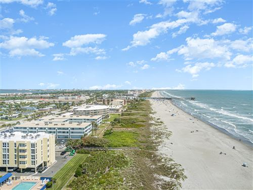 Photo of 4800 Ocean Beach Boulevard #109, Cocoa Beach, FL 32931 (MLS # 902004)