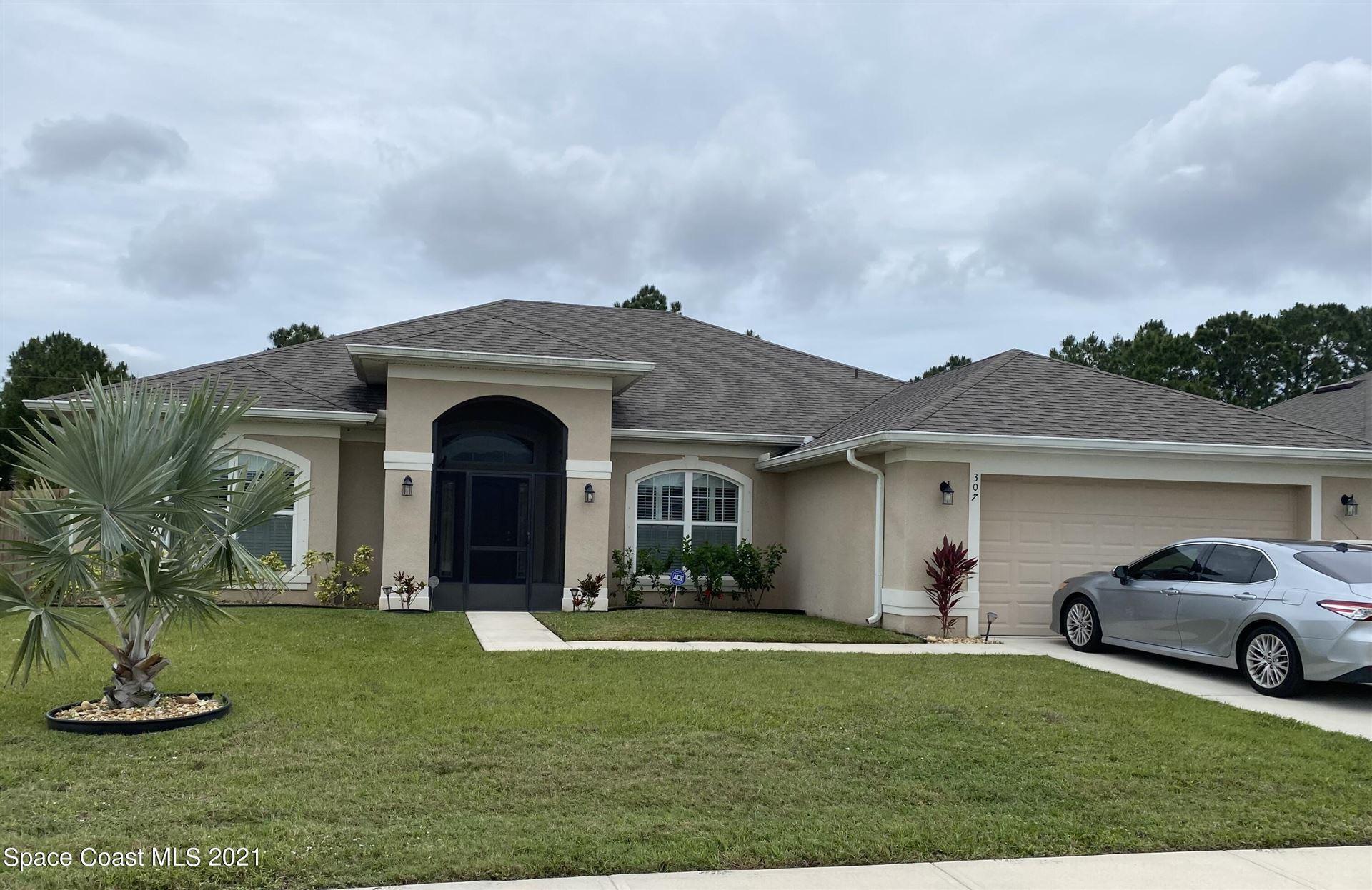 307 Paquita Circle, Palm Bay, FL 32908 - #: 905006