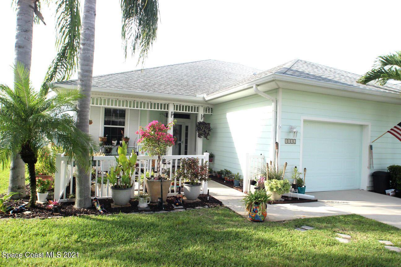 1132 Eleuthera Drive, Palm Bay, FL 32905 - #: 916006